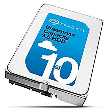 "SAS-Festplatte Seagate Enterprise Capacity 3.5"" HDD 10TB, 512e, SAS 12Gb/s jetzt nur noch bei [Amazon.fr]"