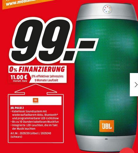 [Lokal - Media Markt Dortmund] JBL Pulse 2 in beiden Filialen für 99€