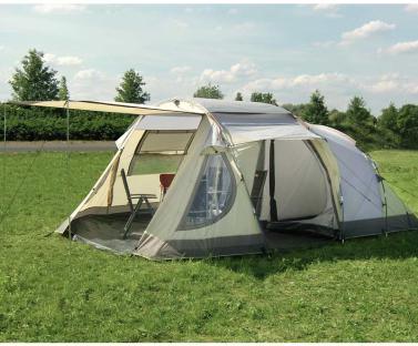 Camping Zelt: Reimo Silvretta 2 z6 (5Pers) & Bregenz 2 Z5 (4Pers)