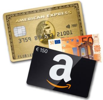 American Express Gold Kreditkarte für 1 Jahr kostenlos PLUS 200€ Bonus