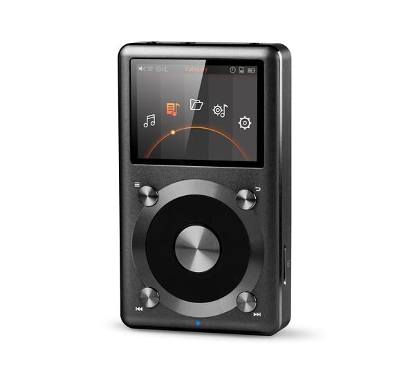 portabler Audio-Player FiiO X3 II @FiiO-SHOP.de