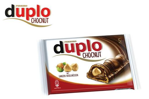Über scondoo: Duplo Chocnut 5er-Pack gratis testen [Scondoo Cashback]