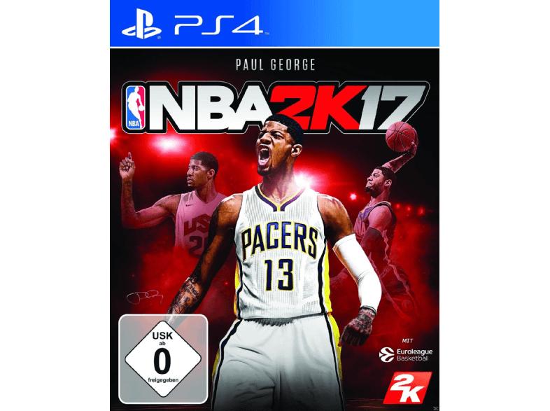 NBA 2K17 - PlayStation 4 & Xbox One für nur 12,99€  ( Abholung im Markt ) / Saturn !