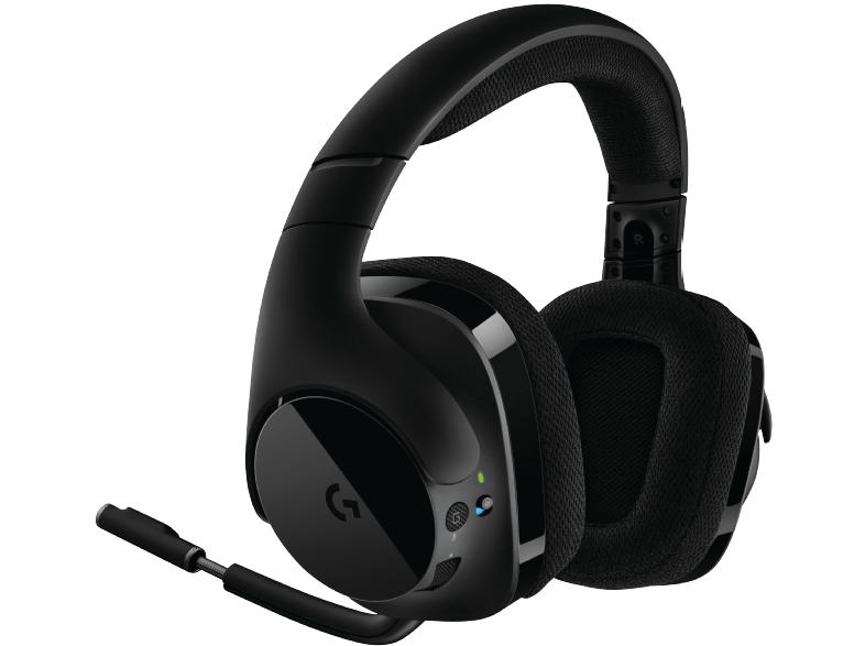 [Mediamarkt] Logitech G533 Gaming-Headset (kabelloser DTS 7.1 Surround-Sound) schwarz für 69,-€ Versandkostenfrei