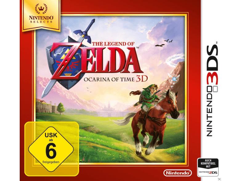 The Legend of Zelda: Ocarina of Time [Nintendo 3DS] - 9,99 € zzgl. 1,99 € Versand bei Bestellung nach Hause [Saturn.de]