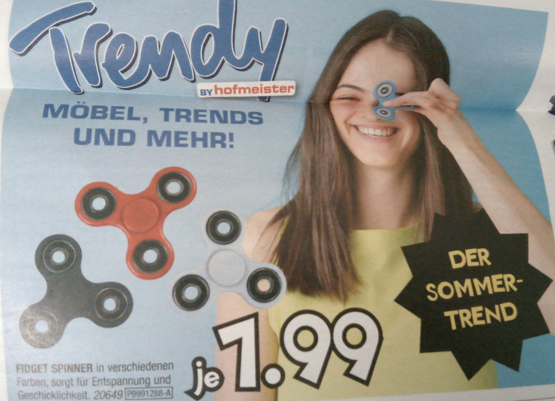 Fidget Spinner - Offline&Lokal Hofmeister