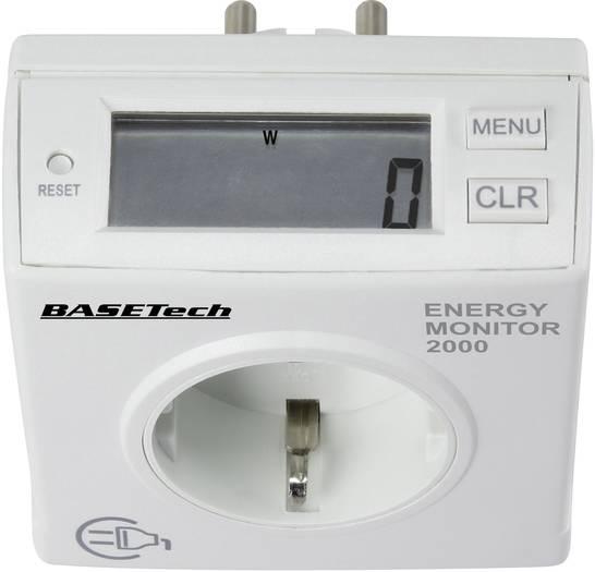 Basetech Energiekosten-Messgerät 6.-€ inkl Versand [voelkner]