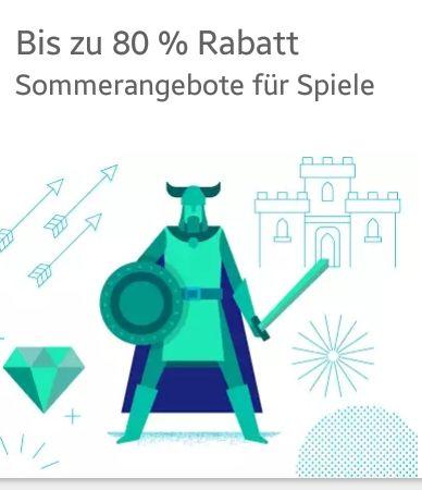 [Android] Google Summer Sale, bis 80% auf Games. ZB. Don't Starve: Pocket Edition für 1,09€ statt 4,49€.