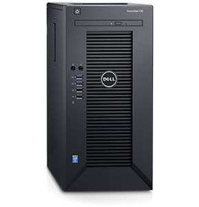 [Basis für günstigen Gaming-PC] Dell PowerEdge T30 mit Xeon E3-1225 v5, 8GB RAM DDR4 ECC, 1TB HDD