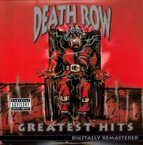 [Amazon] [Prime] Death Row Greatest Hits Explicit Version 4xLP (Snoop, 2Pac, Dr. Dre, Ice Cube) für 15,99€