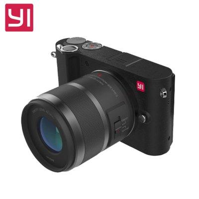 [Gearbest] Xiaomi YI-M1 Systemkamera für 266,99€ (Dual lense: 355,99€)