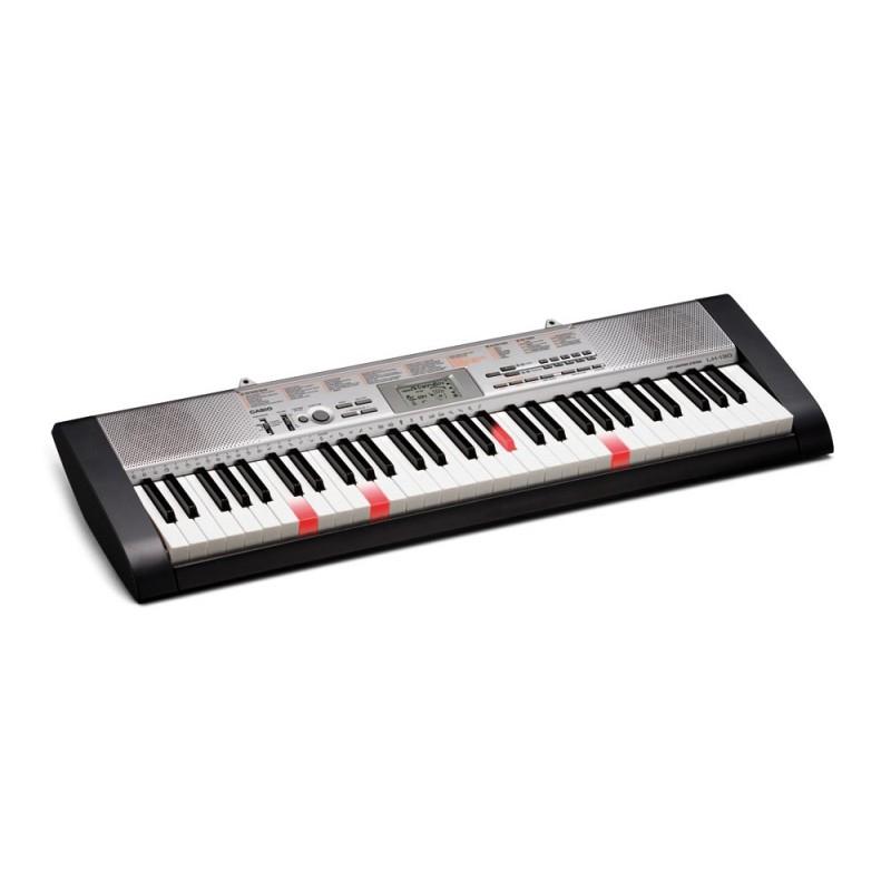 [crowdfox oder shop2rock] LK-130 K7 CASIO Keyboard (Begleitautomatik, 100 Klangfarben, 100 Übungsstücke, 50 Rhythmen, Transponierung, Feinstimmung, Kopfhöreranschluss)