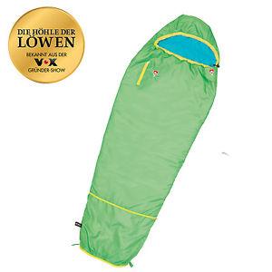 Grüezi bag Schlafsack für Kinder in Grün für 19,99€ [ebay]