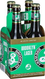 [Kaufland] Brooklyn Lager oder East Ipa 1,35€ pro 0,33 L