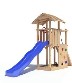 20% Rabatt auf alle Spieltürme im Rakuten Shop von feelma - z.B. Empire Spielturm mit Rutsche, Kletterwand - und Rampe für 276€ statt 360€