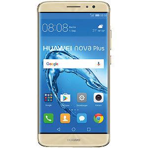 [Mediamarkt] Huawei MLA-L11 PRESTIGE GOLD Smartphone Nova Plus Dual SIM LTE, 32GB Speicher, gold, 3 GB RAM