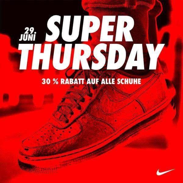 [DOC-Ochtrup] Nike 30% Extra-Rabatt auf alle Schuhe