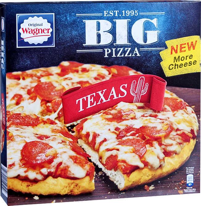 Big Pizza für 1,99 € statt 2,89 € @Kaufland