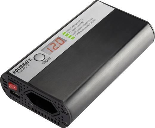 Kleiner Wechselrichter VOLTCRAFT SLS-150-12 150 W bei Conrad