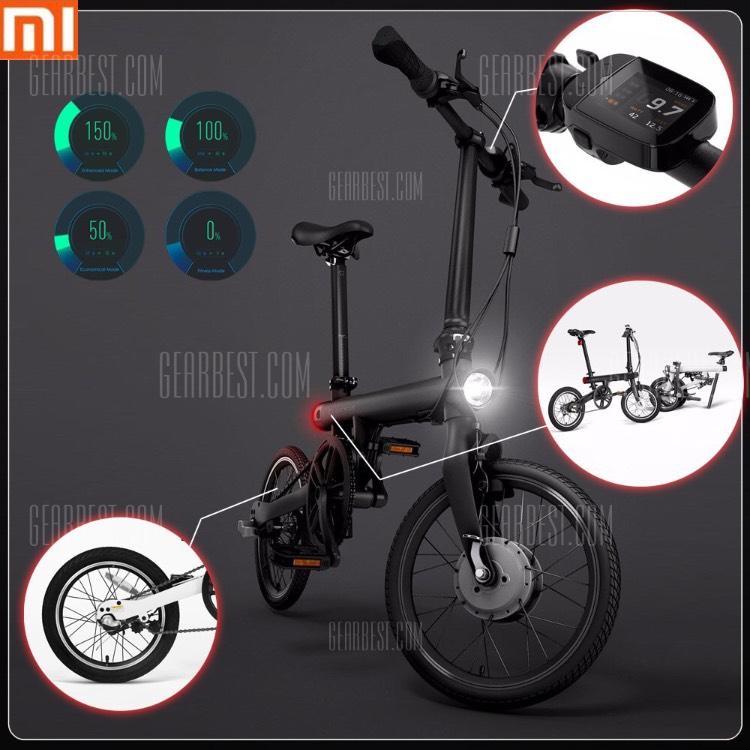 Xiaomi qicycle Elektro klappbare Fahrrad