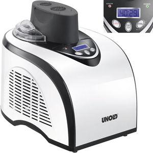 [Ebay Plus]  Unold Polar 48840 Kompressor Speise Eismaschine für 103,70 Euro