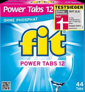 "[NORMA] Fit ""Power Tabs 12"" 6x44Tabs 0,124€pro Tab"