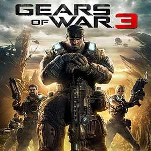 Gears of War 3 (Xbox One/Xbox 360) für 5,41€ (CDkeys)