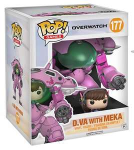Funko POP: Overwatch D.VA & Meka