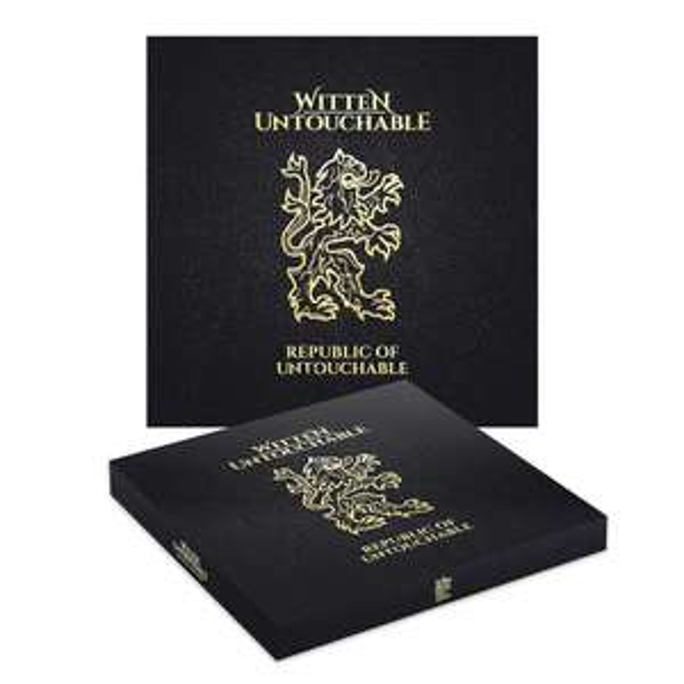 Witten Untouchable - ROU Limited Box - Statt 39,99 nur 23,99 €