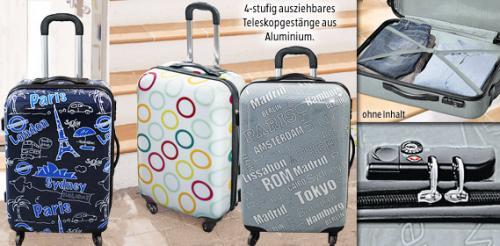 Design Trolley ab Montag 16.Juli bei Aldi Süd
