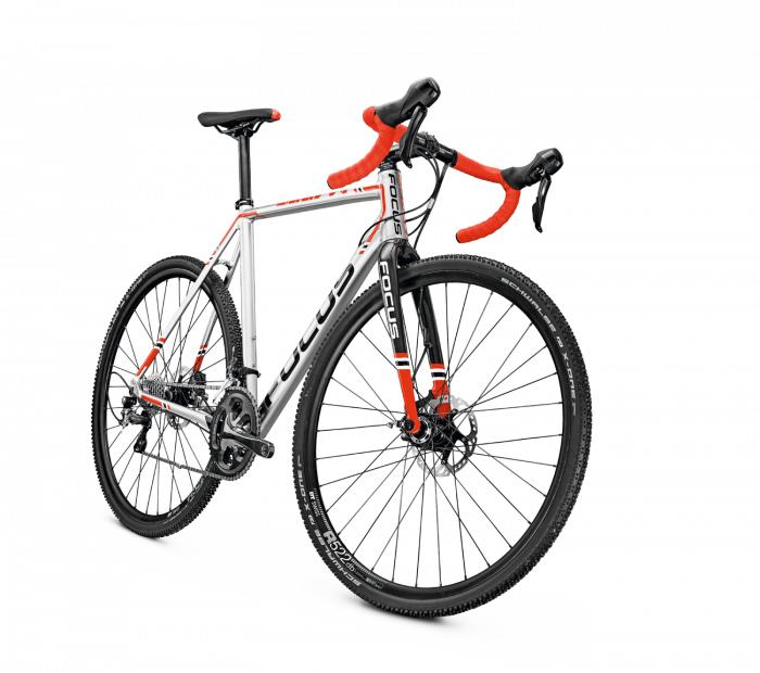 Cyclocrosser Focus Mares AL Tiagra 20-G Modell 2017