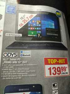Odys Primo Win 10 Tablet-PC