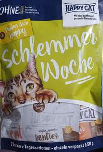 Happy Cat Schlemmerwoche Probieraktion (Lokal 74821 Lohrbach)