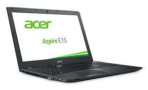 [eBay Plus] Acer Aspire E 15 E5-575-34XF (15,6'' FHD matt, i3-6157U, 4GB RAM, 256GB SSD, USB Typ-C, FreeDOS) für 313 €