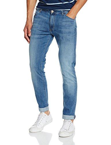 Wrangler Herren Larston Blue Mary Jeans für 23,99€ [Prime]