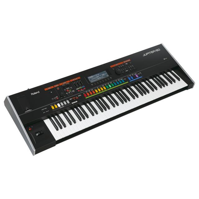 Roland Synthesizer / Live Keyboard Jupiter-50 - halber Preis