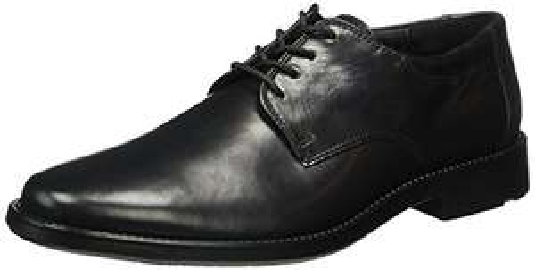 LLOYD Herren Nevio Derby Businessschuhe in schwarz bis Gr. 49,5