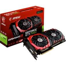 1x MSI GeForce GTX 1080 Gaming X 8G [519€ - 50€ Cashback MSI] !NUR HEUTE!