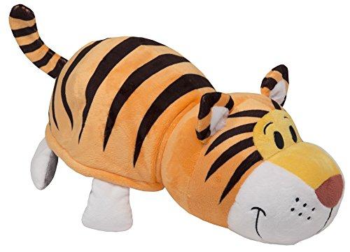 2-in-1 Kuscheltier Elefant/Tiger für 7,33€ Amazon Prime