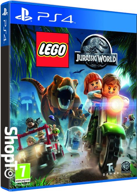 LEGO Jurassic World (PS4) für 14,65€ (ShopTo)