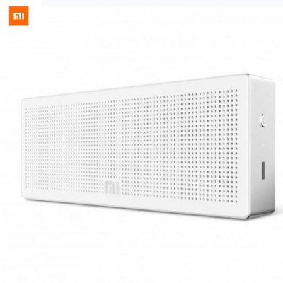 Original Xiaomi Wireless Bluetooth 4.0 Speaker  -  WHITE, Mini USB Amplifier Stereo Sound Box for iPhone 6S / 6S Plus / iPad Pro