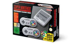 [Lokal - Grenzgänger Belgien]Nintendo Super Nintendo Entertainment Classic Mini