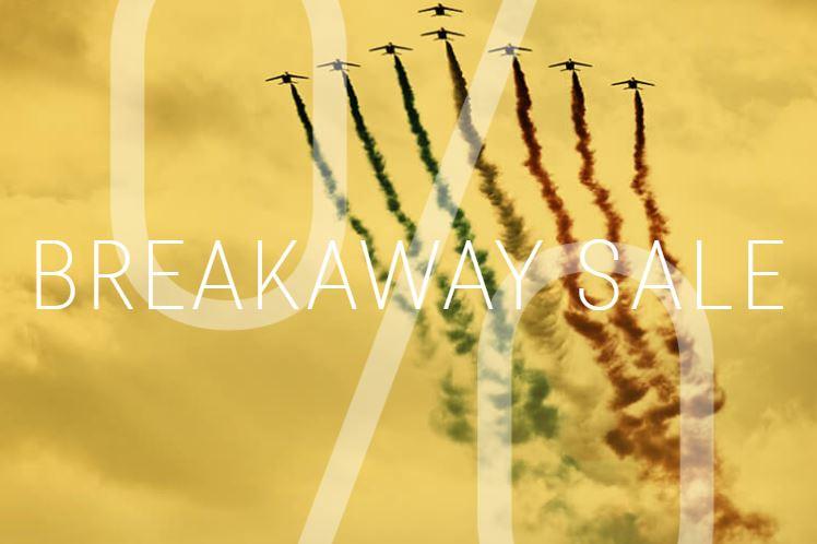 Breakaway-Sale bei Canyon - Jeden Tag neue Zubehör-Angebote - viele Räder rabattiert!!!