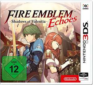 Fire Emblem Echoes: Shadows of Valentia (3DS) für 29,99€ (Amazon Prime + Saturn)