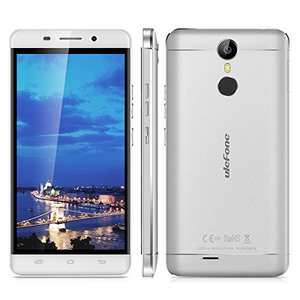 [Amazon] Ulefone Metal 5.0 Zoll 4G-LTE-Smartphone Android 6.0 Octa Core Dual SIM IPS HD 3GB RAM+16GB ROM 8.0MP + 2.0MP Front Dual Kamera Smart Wake Touch ID 3050mAh Batterie OTG alle Farben