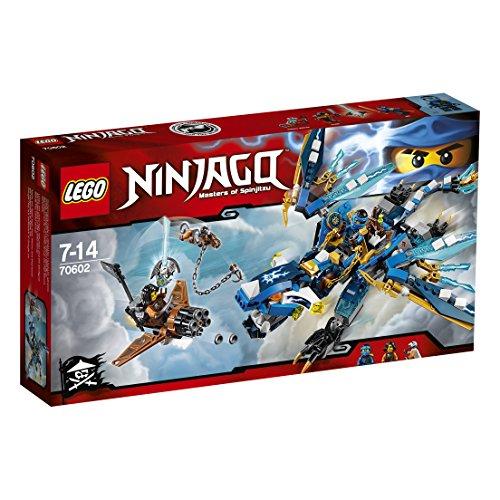 *Wieder da* Lego Ninjago 70602 Jays Elementardrache für 19,99€ mit [Amazon Prime + Saturn]