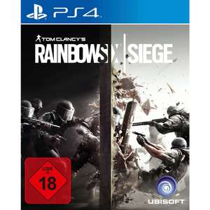 Tom Clancy's Rainbow Six: Siege (PS4) [Drogerie Müller]