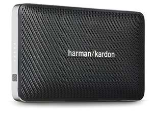 Harman/Kardon Esquire Mini Slimline Tragbares Aufladbares Wireless Bluetooth Lautsprechersystem mit Integrierter Freisprecheinrichtung - Schwarz