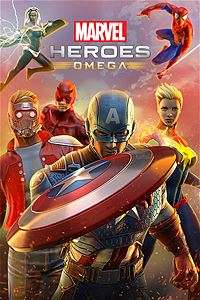 Xbox One Marvel Heroes Omega kostenlos