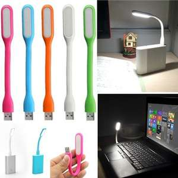 USB-LED Licht für PC Notebook Power Bank in 5 Farben für je 2,12€ inkl. VSK